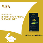 MINA Professional Ibrow Henna Tinting Kit