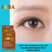 MINA Ibrow Henna Starter Kit For Eyebrows
